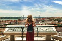 People In Lisbon - Traveler On...
