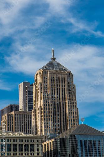 Obraz na dibondzie (fotoboard) Architektur chicago, Illinois