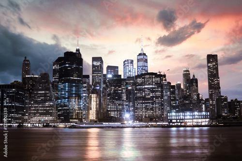 New York City, USA Poster