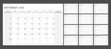 Calendar 2018 Week Start On Su...