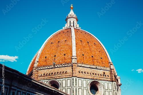 Fotografie, Obraz  Santa Maria del Fiore cathedral Duomo in Florence, Italy