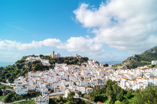Typical Andalusian White Villa...