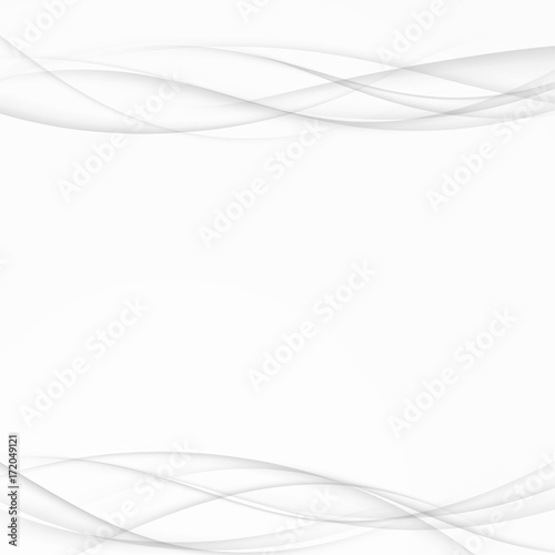 Fototapeta Modernistyczny współczesny streszczenie swoosh linia półtonów tło
