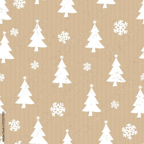 Stoffe zum Nähen Handwerk-Papier-Weihnachten-Muster