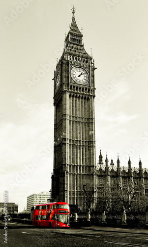 zegar-w-londynie