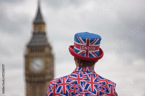 Plakat Przewodnik po Londynie