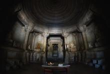 Interior Of The Majestic Jaini...