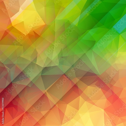 Colorful abstract background for web design