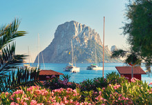 Es Vedra. Ibiza Island, Balear...