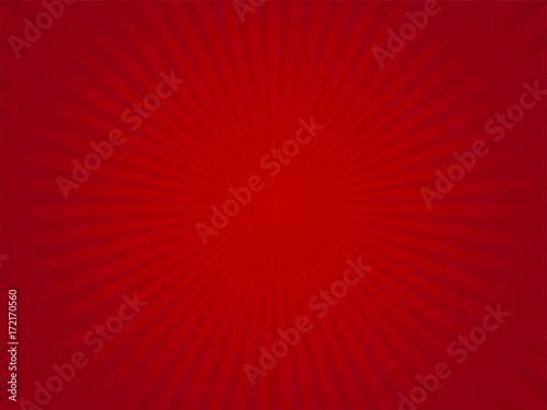 Photo sunburst ray vector gradient color background