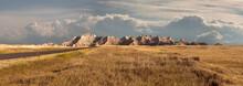 Panorama Of Badlands National ...