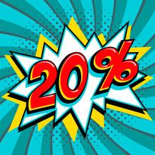 Turquoise 20 Twenty Percent Of...