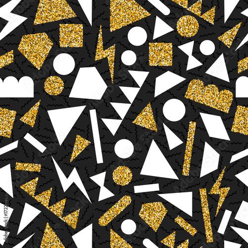 zlocisty-blyskotliwosc-abstrakcjonistycznej-geometrii-bezszwowy-wzor