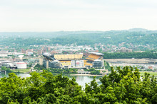 View Of Heinz Field In With Al...