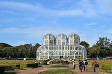 Estufa Do Jardim Botânico De ...