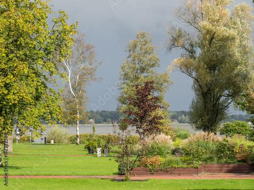 Garden Poster Forest Im Ammerland