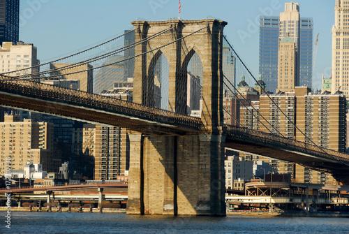 Poster Brooklyn Bridge Brooklyn Bridge - NYC