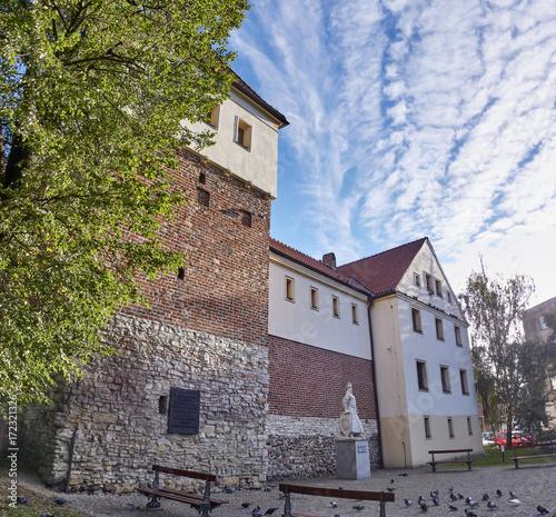 Fotografie, Obraz  Piast Castle in Gliwice (Poland)..