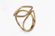 Diamond Ring, Engagement Band