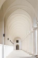White Columns Passage