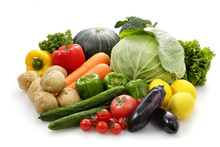 野菜の集合 Vegetable Set