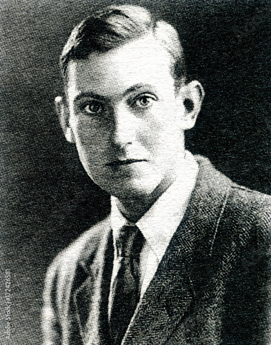 George Mallory  (1886 – 1924), English mountaineer who took part in the first th Canvas Print