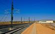 Train railway AVE