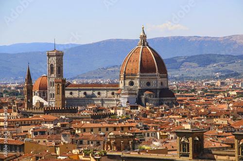 Fotografie, Obraz  Cathedral Santa Maria del Fiore in Florence, Italy