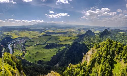 Foto auf Gartenposter Gebirge Mountain Landscape