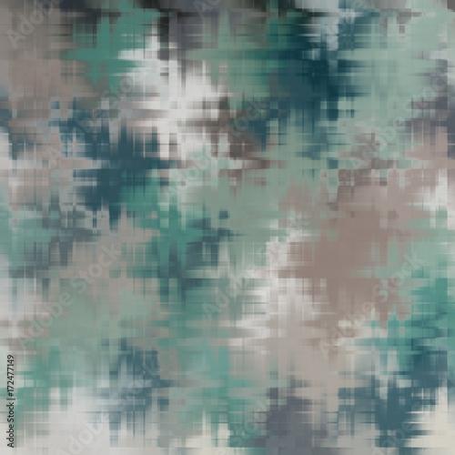 Fotobehang Gletsjers Abstract pattern