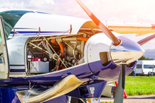 Turboprop Airplane Aircraft A ...