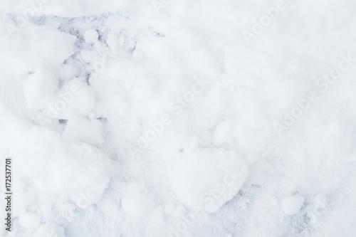 Fototapeta Snow Background obraz na płótnie