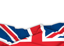 UK, Union Jack, British Flag O...