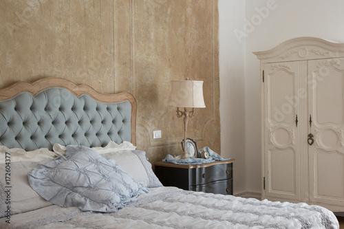 Foto auf AluDibond Boho-Stil Bedroom