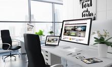 Office Desktop E-magazine