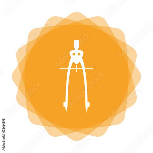 Fényképezés App Icon gelb - Zirkel
