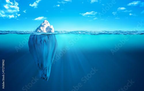 Fotografia Iceberg