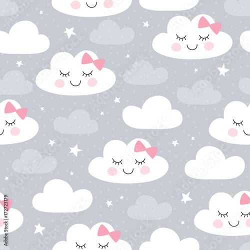 bezszwowe-chmury-wzor-ilustracji-wektorowych