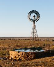 Water Tank, Outback Rural Australia
