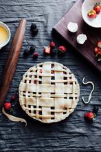 Berry Pie Prep