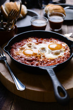 Shakshouka Or Shakshuka In A C...