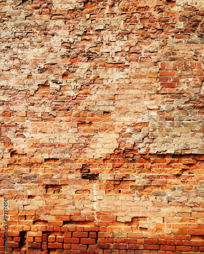 Fototapeta Old Brick Wall