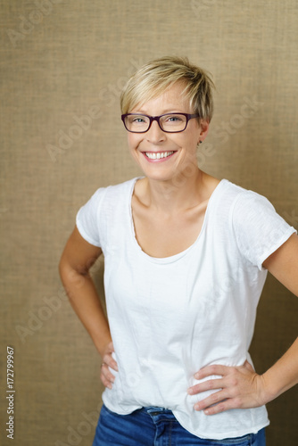 Haare mit brille damen kurze Kurzhaarfrisuren damen