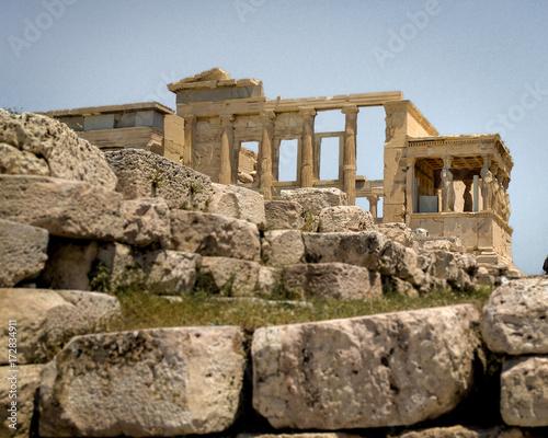 Zdjęcie XXL Podróże architektury Akropolu