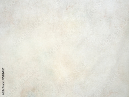 Painterly vintage near white canvas background with soft colors
