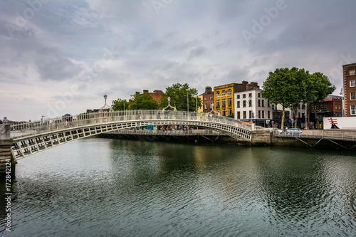 Zdjęcie XXL Penny Bridge Dublin