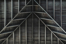 Pavillion Roof Detail