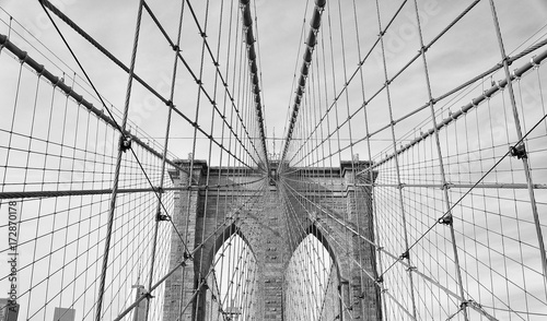 Foto op Canvas Brooklyn Bridge Brooklyn Bridge