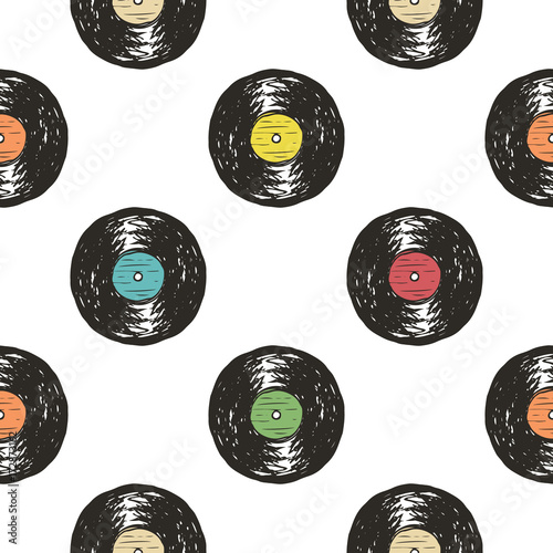 plyta-winylowa-vintage-wzor-bezszwowe-ciagnione-etykieta-szkic-grunge-teksturowanej-odznaka-retro-typografia-projektowanie-t-shirt-dr