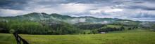 Appalachians Rolling Hills In ...